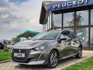 Peugeot 208 ALLURE 1.2PureTech 100 MAN6 hatchback benzin