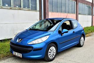 Peugeot 207 1.6i/KLIMA/2007/3DVÉŘ/ hatchback