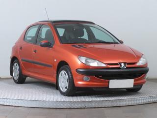 Peugeot 206 1.6 65kW hatchback benzin