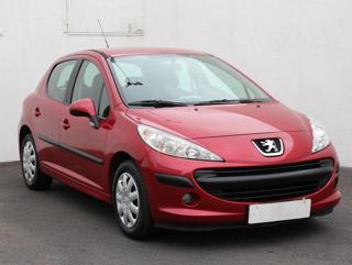 Peugeot 207 1.4, ČR hatchback benzin