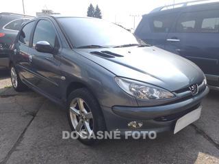 Peugeot 206 1.4i, ČR hatchback benzin