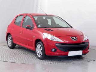 Peugeot 206 1.4 i 54kW hatchback benzin