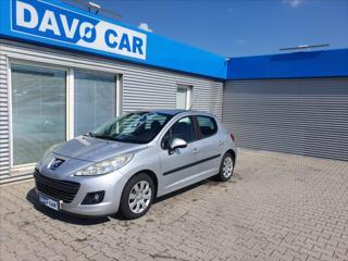 Peugeot 207 1,4 HDi 50 kW Klima Tažné hatchback nafta