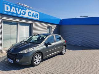 Peugeot 207 1,6 HDi Aut. klima hatchback nafta