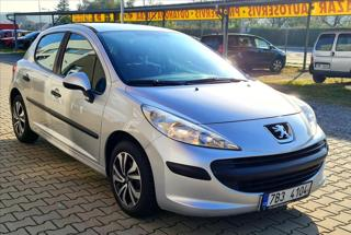 Peugeot 207 1,4 HDi  klima, serviska, CZ původ hatchback nafta