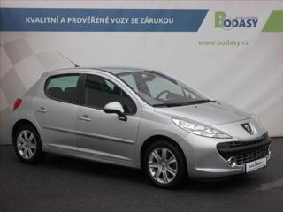 Peugeot 207 1,6 i AUT. DIGI KLIMA, VYHŘEV SEDADEL hatchback benzin