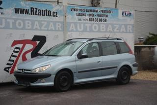 Peugeot 206 2.0HDI 66kW kombi
