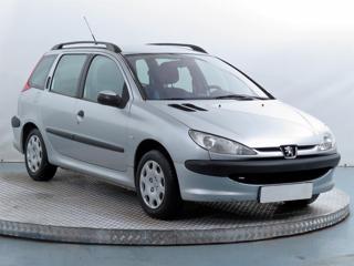 Peugeot 206 1.4 55kW kombi benzin