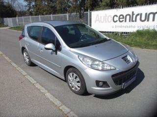 Peugeot 207 1,6 SW NAVI,ČR,KLIMA kombi benzin