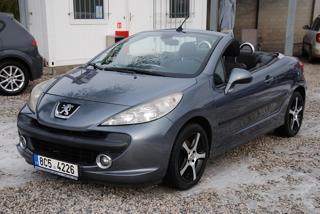 Peugeot 207 CC 1.6HDi 16V 80kW Sport kabriolet