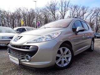 Peugeot 207 1.6 HDI,klimatronik,serviska kombi
