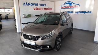 Peugeot 2008 1.2 81 KW PANORAMA PREMIUM SUV benzin