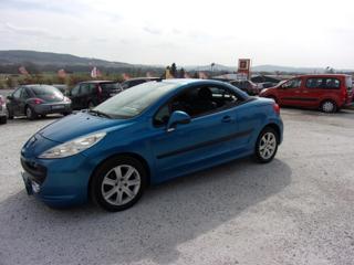 Peugeot 207 16 16V kabriolet