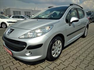 Peugeot 207 1,6 16V 88kW * KLIMA* ČR kombi benzin