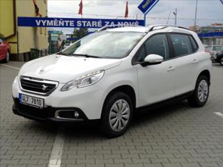 Peugeot 2008 1,2 e-VTi *SERVISNÍ KNÍŽKA kombi benzin