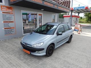 Peugeot 206 1.4 i kombi benzin