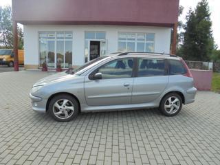 Peugeot 206 2.0 HDI XS kombi