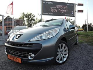 Peugeot 207 CC 1.6i 16V - po servise kabriolet