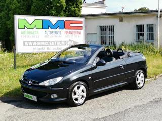 Peugeot 206 1.6i-AUTOMAT,PODVOZEK! NOVY OLEJ+PN kabriolet