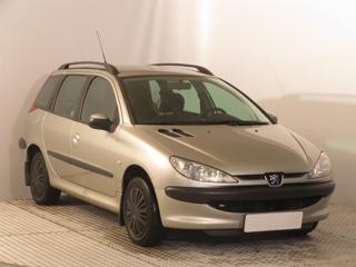 Peugeot 206 1.4 HDI 50kW kombi nafta
