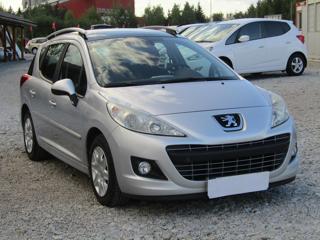 Peugeot 207 1.4 kombi benzin