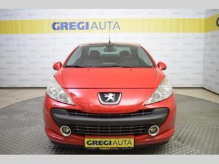 Peugeot 207 CC 1,6i 1.MAJ.,TOP STAV kabriolet benzin