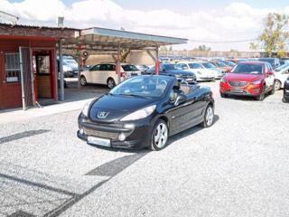 Peugeot 207 1.6i 16V – RC Line kabriolet benzin