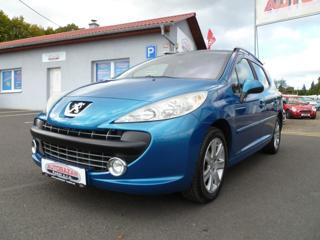 Peugeot 207 1,6 KOMBI, SERVISKA, KLIMA kombi