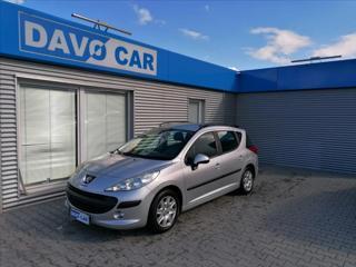 Peugeot 207 1,4 i 54kW LPG Klima STK 03/23 kombi LPG + benzin