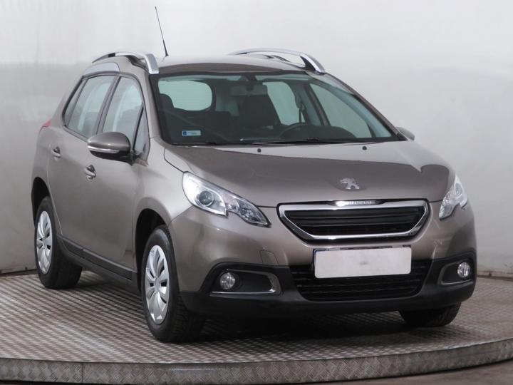 Peugeot 2008 1.6 HDi 68kW SUV nafta