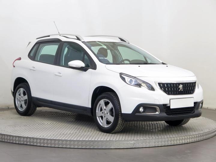 Peugeot 2008 1.2 PureTech 60kW SUV benzin