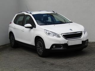 Peugeot 2008 1.2i, Serv.kniha, ČR SUV benzin - 1