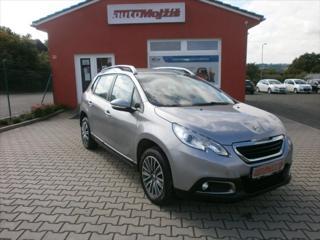 Peugeot 2008 1,4 HDI ČR DPH DIGIKLIMA SUV nafta