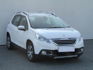Peugeot 2008 1.6HDi, Serv.kniha, ČR SUV nafta