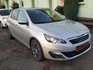 Peugeot 308 1,2i ALLURE AUTOMAT TOP!! hatchback
