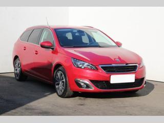 Peugeot 308 1.2, ČR hatchback benzin