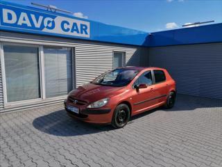 Peugeot 307 1,6 i 80kW Eko placeno hatchback benzin