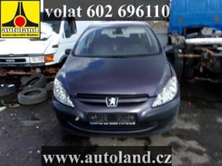Peugeot 307 VOLAT 602 696 110 hatchback nafta