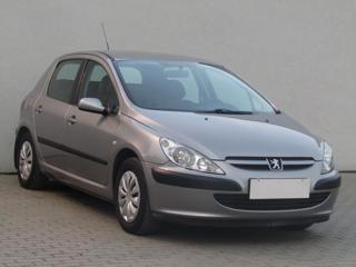 Peugeot 307 1.4HDi, ČR hatchback nafta