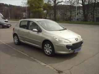 Peugeot 307 1,6 HDI, 80 KW, KLIMA hatchback nafta