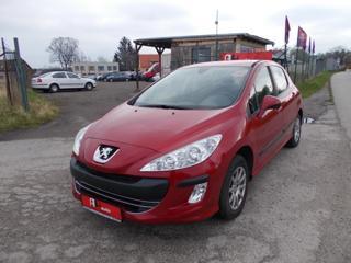 Peugeot 308 1.4i Confort, 70 kW, Klima hatchback
