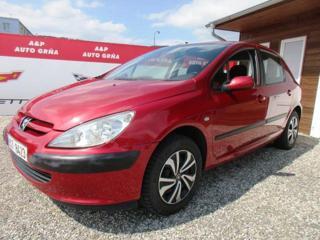 Peugeot 307 1.6 HDi EL hatchback nafta
