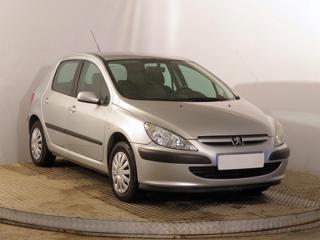 Peugeot 307 1.6 HDi 80kW hatchback nafta