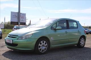 Peugeot 307 2,0 HDi  DIG.KLIMATIZACE, ČR hatchback nafta