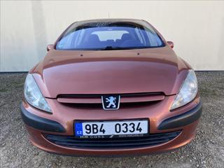 Peugeot 307 1,6   i-KLIMA-ZIMA-LÉTO PNEU hatchback benzin