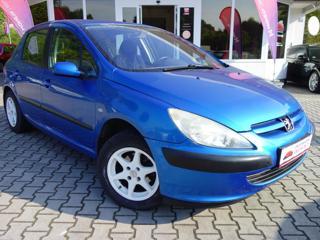 Peugeot 307 1.4i 16V XR 65kW -ČR-KLIMA-T.ZAŘ.! hatchback