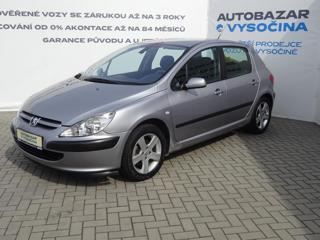 Peugeot 307 1.6i CZ! Klima! 2 sady kol hatchback - 1