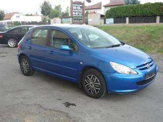 Peugeot 307 1,6i.Klima.S.kn.Rozvody hatchback
