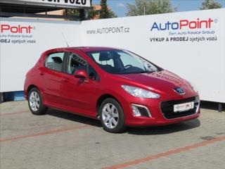 Peugeot 308 1,6 i ČR 1 MAJITEL hatchback benzin