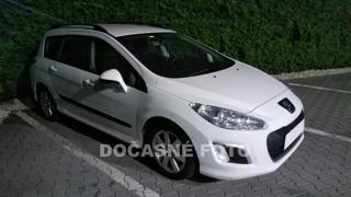 Peugeot 308 1.6HDi, ČR kombi nafta